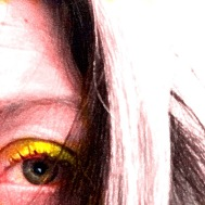 New eyeshadow